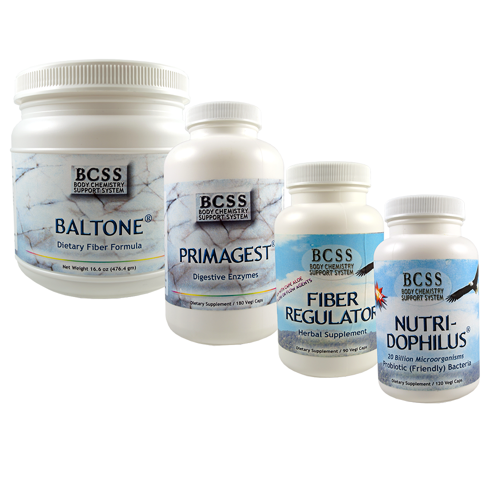 Body Chemistry Support System Starting Package